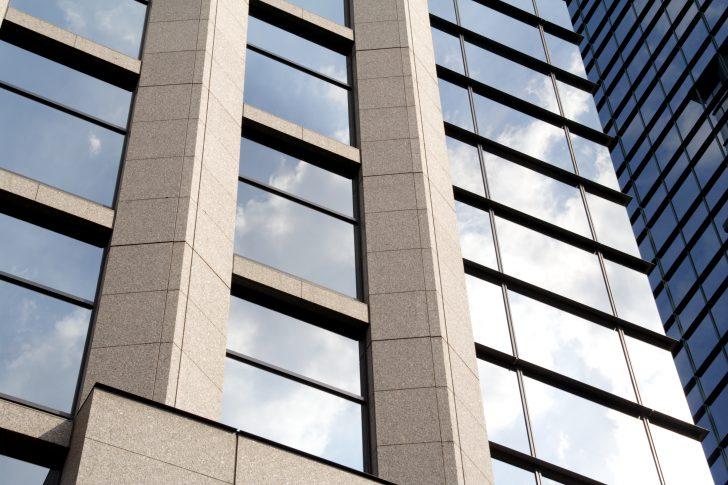 ビル窓イメージ